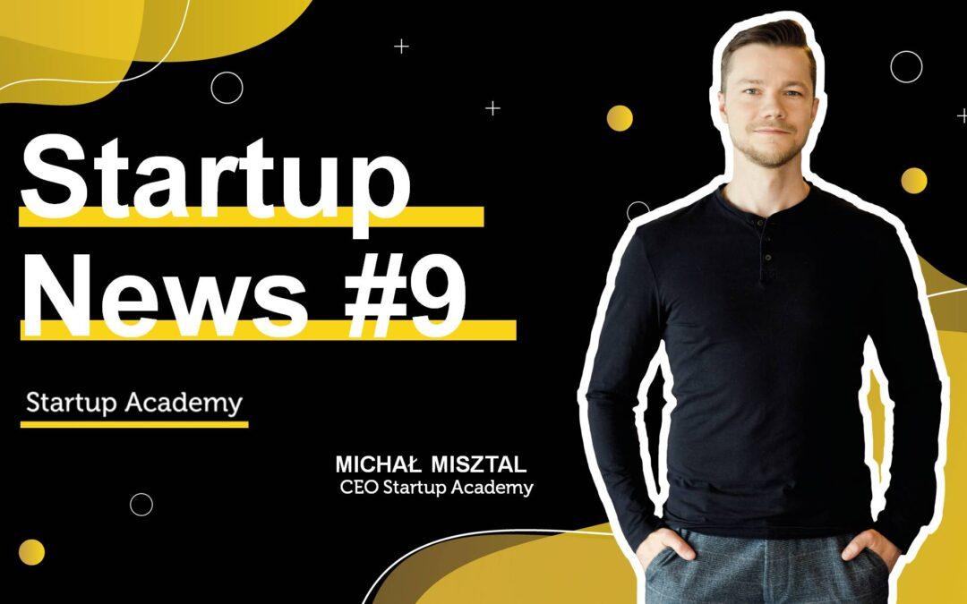 #9 Startup News – darmowe warsztaty on-line oraz konferencyjny reebot