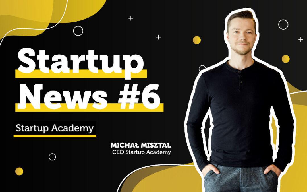 """#6 Startup News  – webinar """"Poznaj inwestora"""" i co można wygrać za kosmiczne pomysły"""