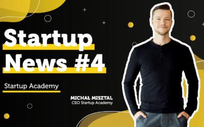 #4 Startup News – dedykowany program dla start-upów i bony na cyfryzację