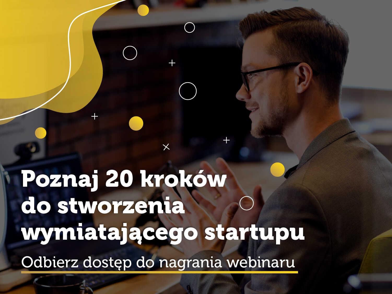 jak stworzyć startup